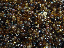 seed beads - 2742 -TP - topaz mix x 1kg
