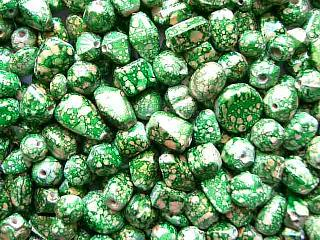 glass - mix - 2707KG  KG Marbled mix x 1 KG green1