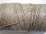 stringing - hemp twine - 1mm x 500m - natural